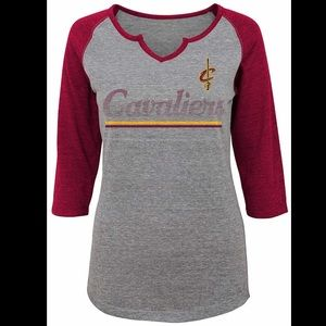 🍏3/$15 NWT Girls Cleveland Cavaliers XS T-shirt
